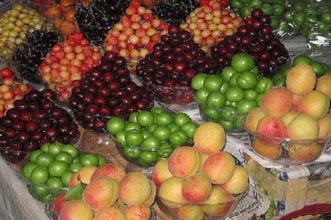 میوه های بهاری و خواص آنها
